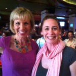 That&#039;s me with Mari Smith!
