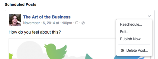 How to Schedule Facebook Posts: 30 Days in 30 Minutes